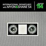 International departures 114