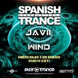 Javii Wind @ Spanish Trance Yearmix 2017 PlayTrance Radio 03-01-2018