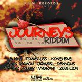 Journeys Riddim Mix [2012 U.I.M. Records]