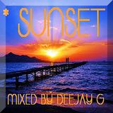 DJ G - #SUNSET 2K17