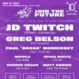 Set It Out w/ George Oscar - 24th September 2019