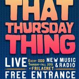 That Thursday Thing feat. Huset - 24.10.13