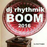 BOOM DJ RHYTHMIK 2016