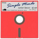 Junior Secco - Simple Minds - Janeiro-2012