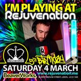Dj Liam Farrell - rejuvenation 5th birthday - Italian lounge - 4/3/17 - ? % vinyl (1h 30min)