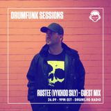 Drumfunk Sessions w/ Rustee (guest mix)