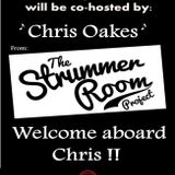 Monthly Radio Variety Strummer Room show with Dj Readman and Chris Oakes December Edition