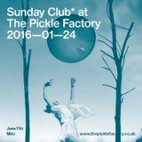 Sunday Club* one - Jane Fitz & Miro sundayMusiq