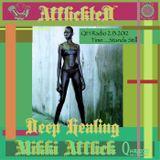 Mikki Afflick on QH  Radio 2.13.12 Time Stands...Still. Episode 18