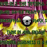 DJ Arvie In 2 The Techno Zone CuebaseFM.de Black Stream Episode 06-08-2017 & 10-08-2017