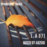 Arzuki - Look Ahead 071 Promo Mix (07.20.2012)
