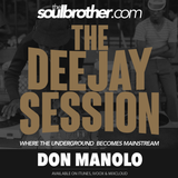 Soulbrother DJ Session - Don Manolo