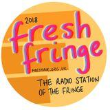 Fresh Fringe 2018, Sunday 5th August - 12pm-2pm