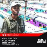Sole Essential Interviews Flex Vibby on Ola's Radio