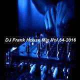 DJ Frank House Mix Vol.64-2016