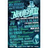 NAVIGATOR LUKE&DJ TAKEFUNK BIRTHDAY BASH LIVE 2017.3.19