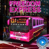 FREEDOM EXPRESS -Podcast DJ Peter Bedard