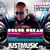 2013.05.12. OZGUR OZKAN -SawProduction Exclusive Radio Show LIVE@Justmusic.fm
