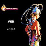 Reuben Valentine Presents Transcend February 2019