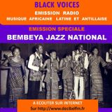 emission radio  spéciale BEMBEYA JAZZ NATIONAL par BLACK VOICES sur RADIO DECIBEL