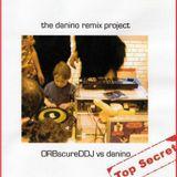 Orbscure vs Danino - The Danino Remix Project [enfant terrible adventures]