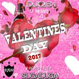 DJQS1 - VDAY MIX 2017 HOSTED BY SUGADUGA