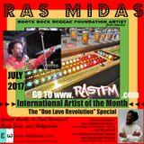 Ras Midas - The One Love Revolution Mixtape 2017