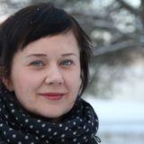 Händerna som kokar gröten bär världen – Susanne Dahl