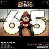 Sebb Junior @ Beachgrooves Radio 22.01.18
