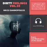 Nikos Giannopoulos - Dirty Feelings Vol.55
