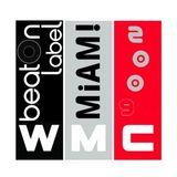 BeatOn Miami (WMC'09'MIX) - mixed by Lui Danzi