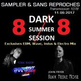 """RADIO S&SR Transmission n°1078 - 11.09.2017 (Mixtape D.S.S. 8/8 """"WERKSTATT RECORDINGS + JOHN FRYER"""")"""