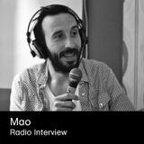 Mao (Radio Interview @ Breadcasting - Radio Flash)
