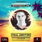 Paul Denton live @ Luminosity Beach Festival 2018