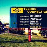 Migel Gloria exclusive radio mix Techno Connection Uk Underground FM 09/11/2018