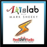 ArtsLab with Mark Sheeky on RedShift Radio. S1 Ep.1.