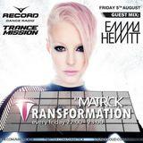 MatricK - Transformation #071 Guest Mix by Emma Hewitt (05.08.2016)
