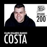CK Radio Episode 200 - Costa