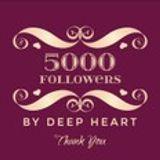 Progressive House 5000 Follower Thank you Mix By Deep Heart