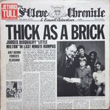"""Thick As a Brick (Part One)"" (1972) - Jethro Tull - Vinyl Rip UK Press - CHR 1003"