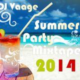 Summer Party Mixtape 2014