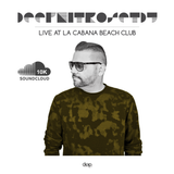 DEEP NITRO SET DJ - LIVE @ LA CABANA BEACH CLUB 1.0