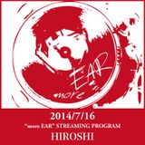 2014.7.16 - LIVE MIXED by HIROSHI
