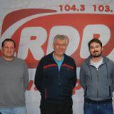 Gość Poranka Ciechanów - Piotr Serbista, Krzysztof Biernacki - 15.12.2017 KRDP FM