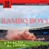 Rambo Boys 22 @ Red Light Radio 06-01-2019