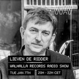 Lieven De Ridder w/ Walhalla Records Radio Show at We Are Various | 07-01-20