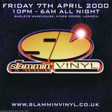 Vibes with Livelee & Smiley - in the old skool arena - at Slammin Vinyl (April 2000)