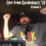 Live from Gardenbury - June 2018
