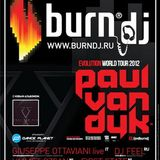 Paul van Dyk - Live @ Totem Hall, Moscow (22.12.2012)