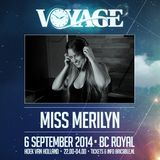 Guest mix Voyage by Miss Merilyn